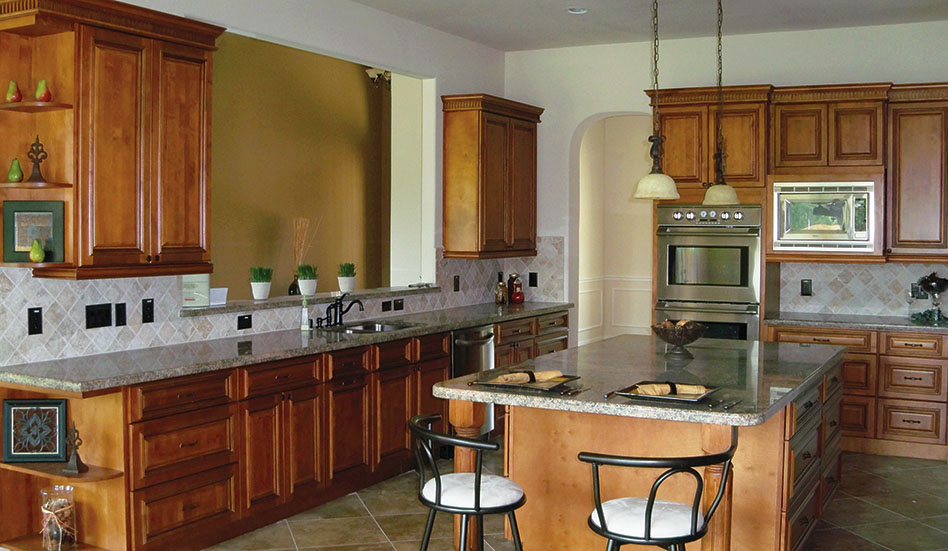 The Granite & Cabinet Specialists